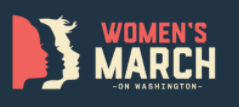 Women's March logo from the Women's March website.
